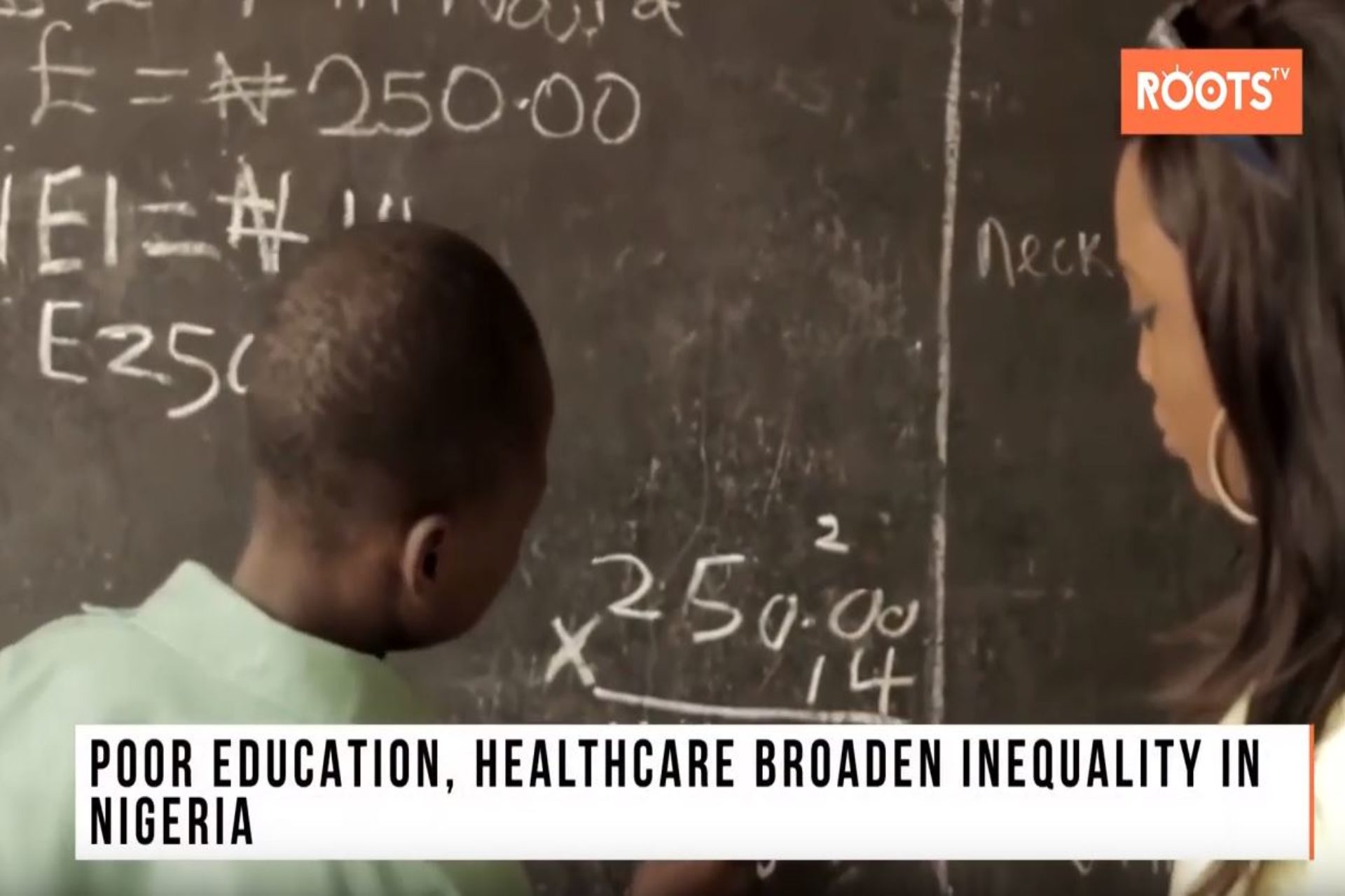 Poor Education, Healthcare Broadens Inequality in Nigeria