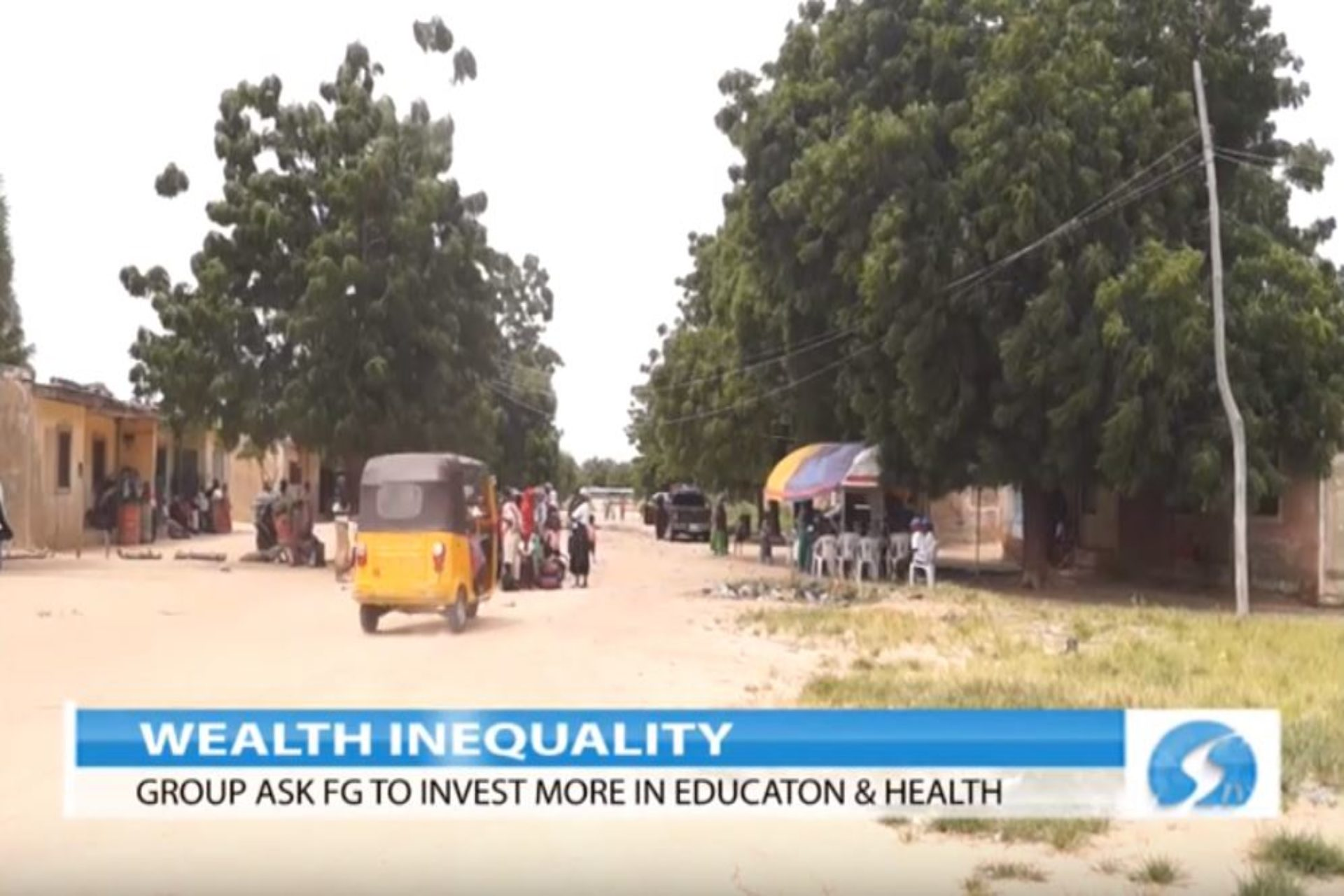 Wealth Inequality: Group Ask FG To Invest In Education & Health 301019 #CPPA